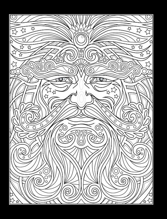 The Lumina Chronicles Digital Edition- 30 Coloring Pages + Story Pages,  Coloring Tips, Color Wheel and Grayscale Test Sheet | personen | Coloring  pages, ...