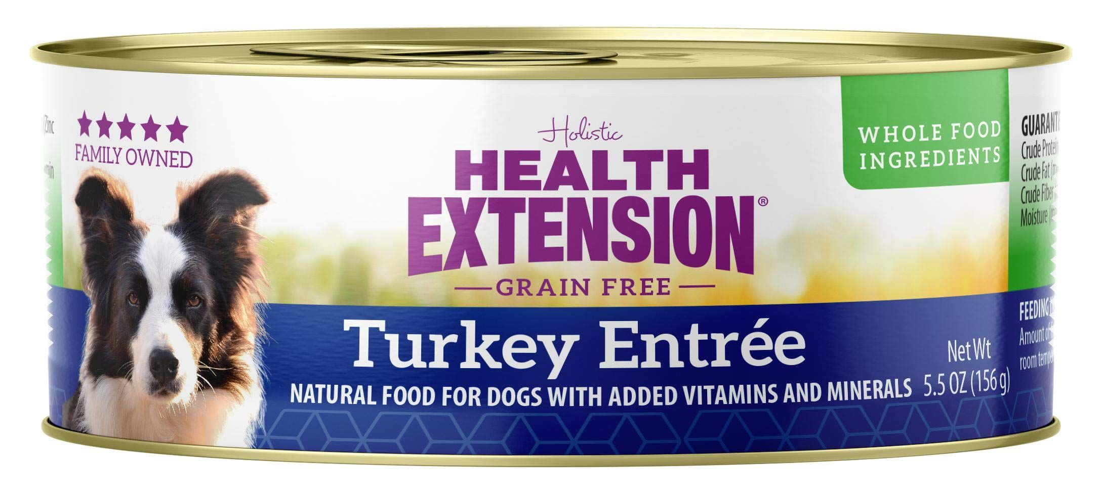 Health Extension Grain Free Turkey Entree 5 5 Ounces Be Sure To Check Out This Awesome Product This Is An A In 2020 Dog Food Recipes Food Animals Canned Dog Food