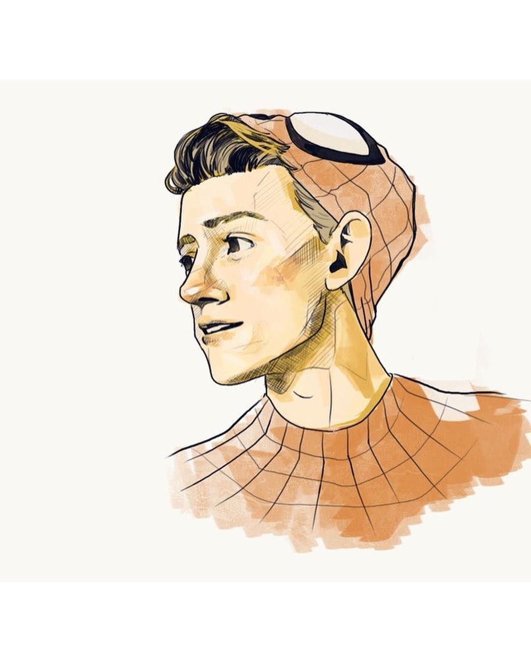Art Credits to spidey-art on Tumblr and source credits to