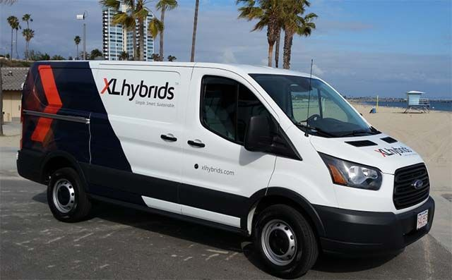 California Arb Roves Xl Hybrids Aftermarket Hybrid Conversions For Ford Transit Vans And Wagons Cargo Van