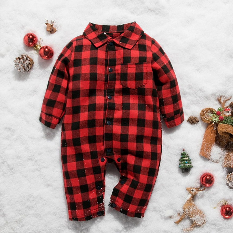 Check Out This Great Stuff I Just Found At Patpat Long Sleeve Plaid Shirt Patpat Matching Family Outfits