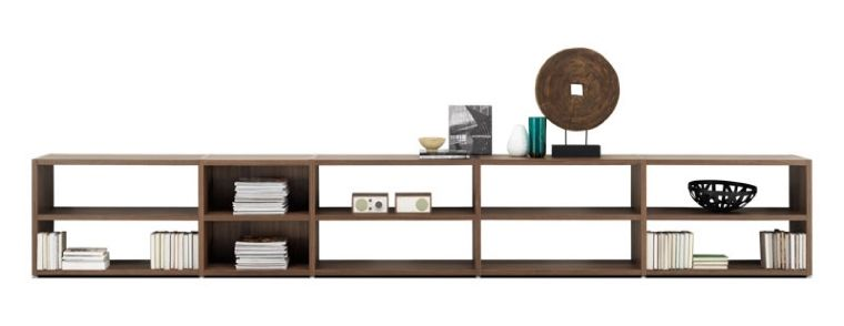 Boconcept Bookcase: Wall Storage Systems, Boconcept