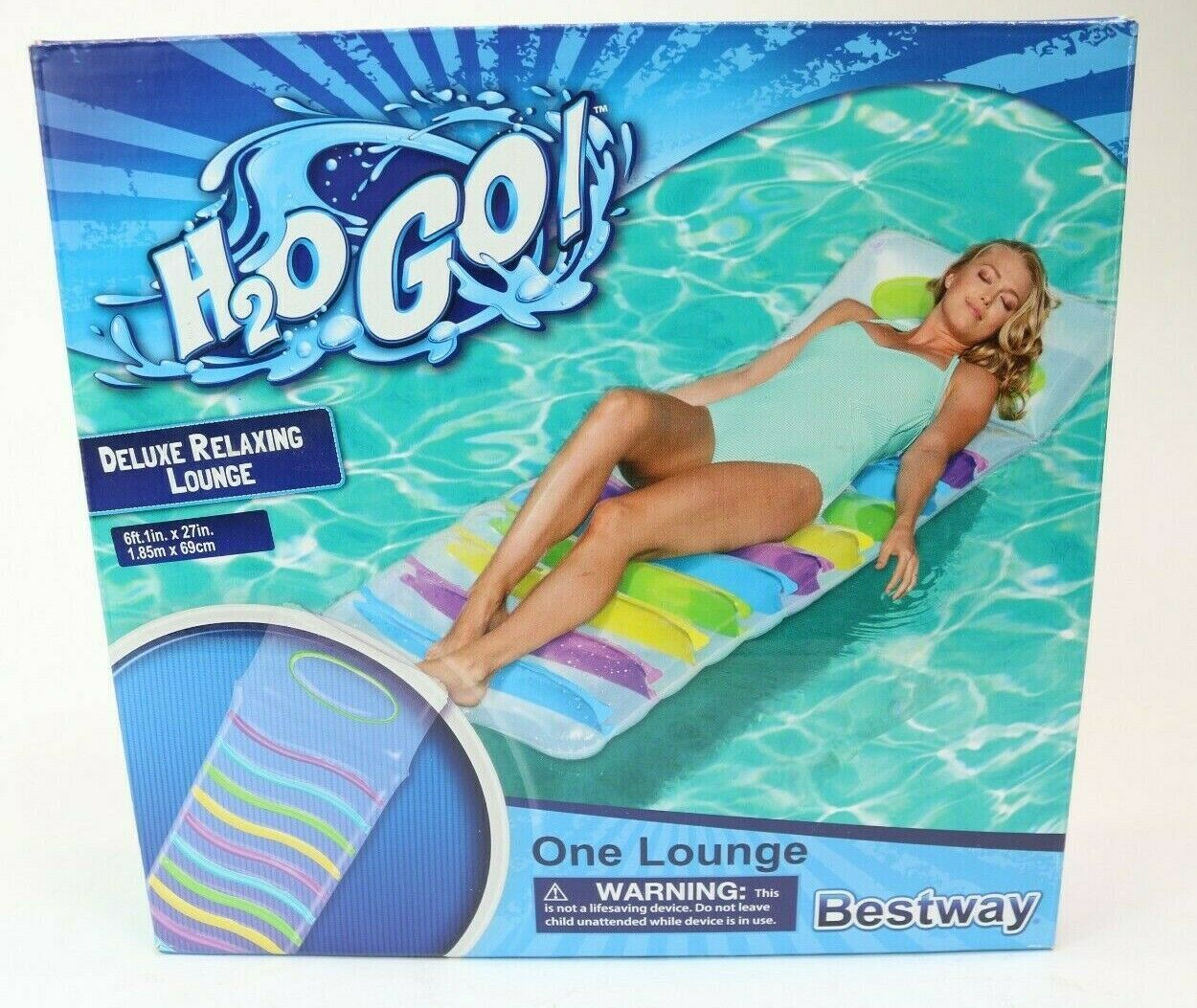 Intex Relax Pool Lounge Deluxe