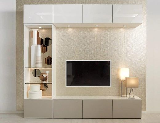 Besta System Combinations Frames Ikea Ikea Living Room Trendy Living Rooms Living Room Tv Wall