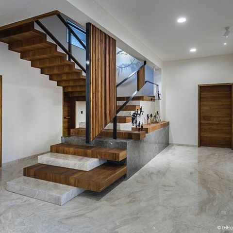 Best The Staircase Of Teak House2 Which Is Part Of The Screen 400 x 300
