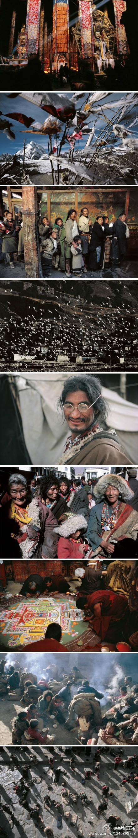 【Tibet·1985 】Marc Ribaud