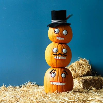 36 Easy Halloween Pumpkin Ideas Pumpkin ideas, Easy halloween and - easy halloween pumpkin ideas