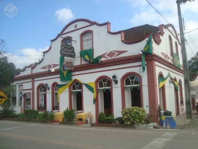 Morretes - Paraná - Brasil - pousada e restaurante
