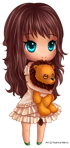 Needed a new DA ID .. and I just wanted to draw but had nothing particular in mind, also been wearing my hair a lot like this lately.. and I love it <3 My chibi style is always changing @_@ when...