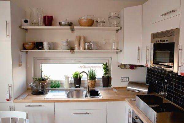 Mini cocinas llenas de grandes ideas | Decoración | DECORACION ...
