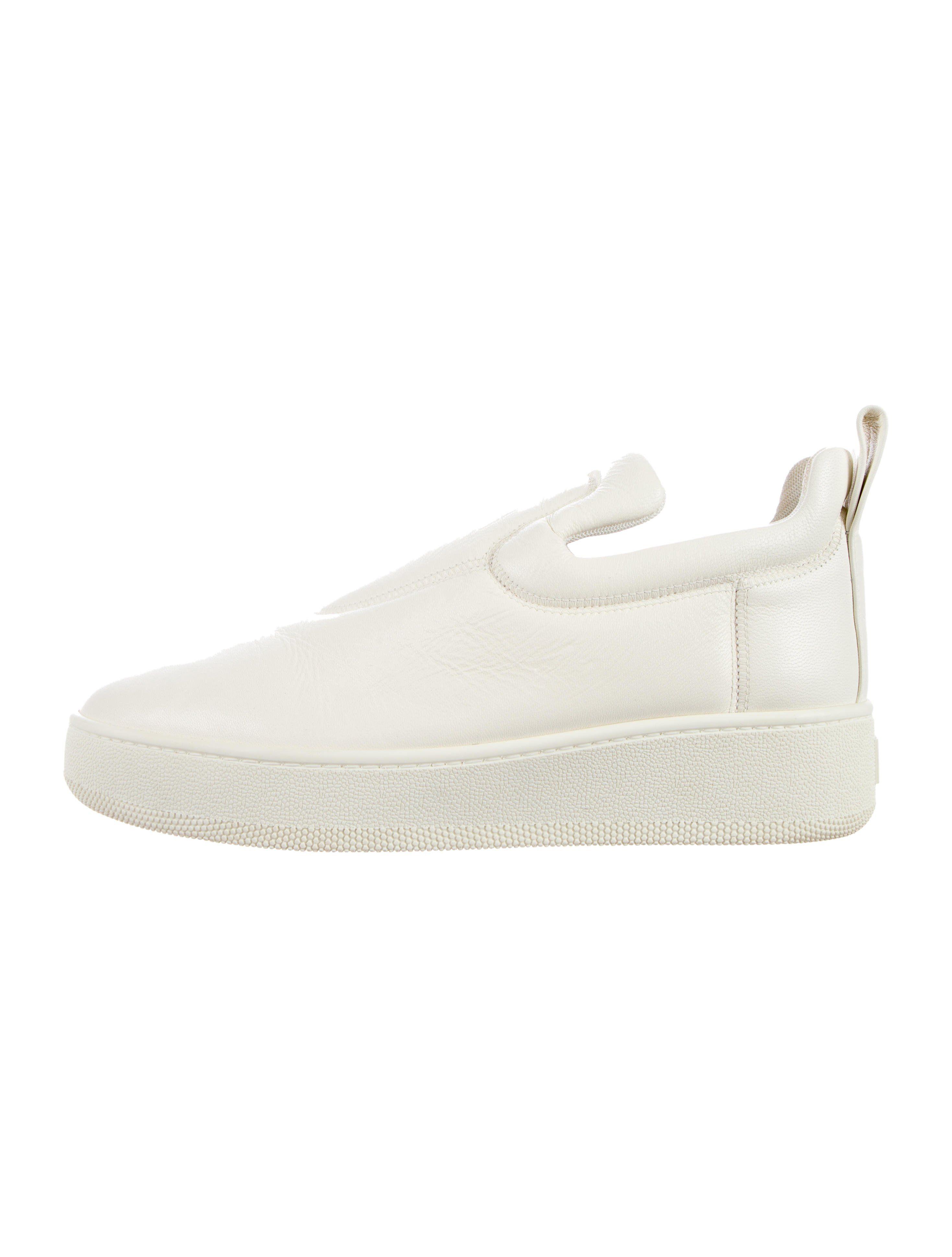 4797a29669cc Céline Slip-On Sneakers - Shoes - CEL28626