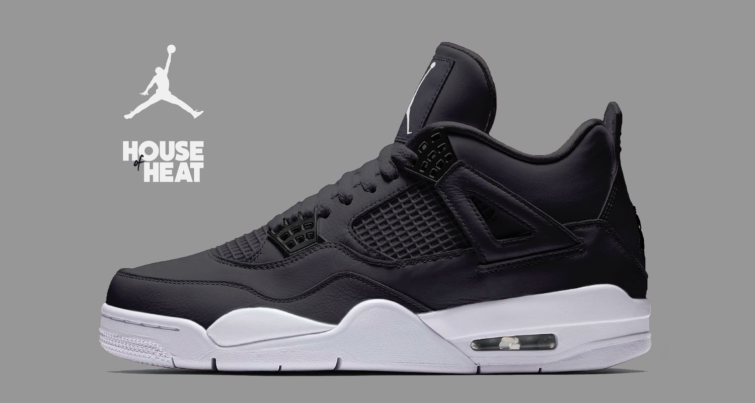"brand new 15950 24687 The Concept Lab : Air Jordan 4 ""Cyber Monday"" 