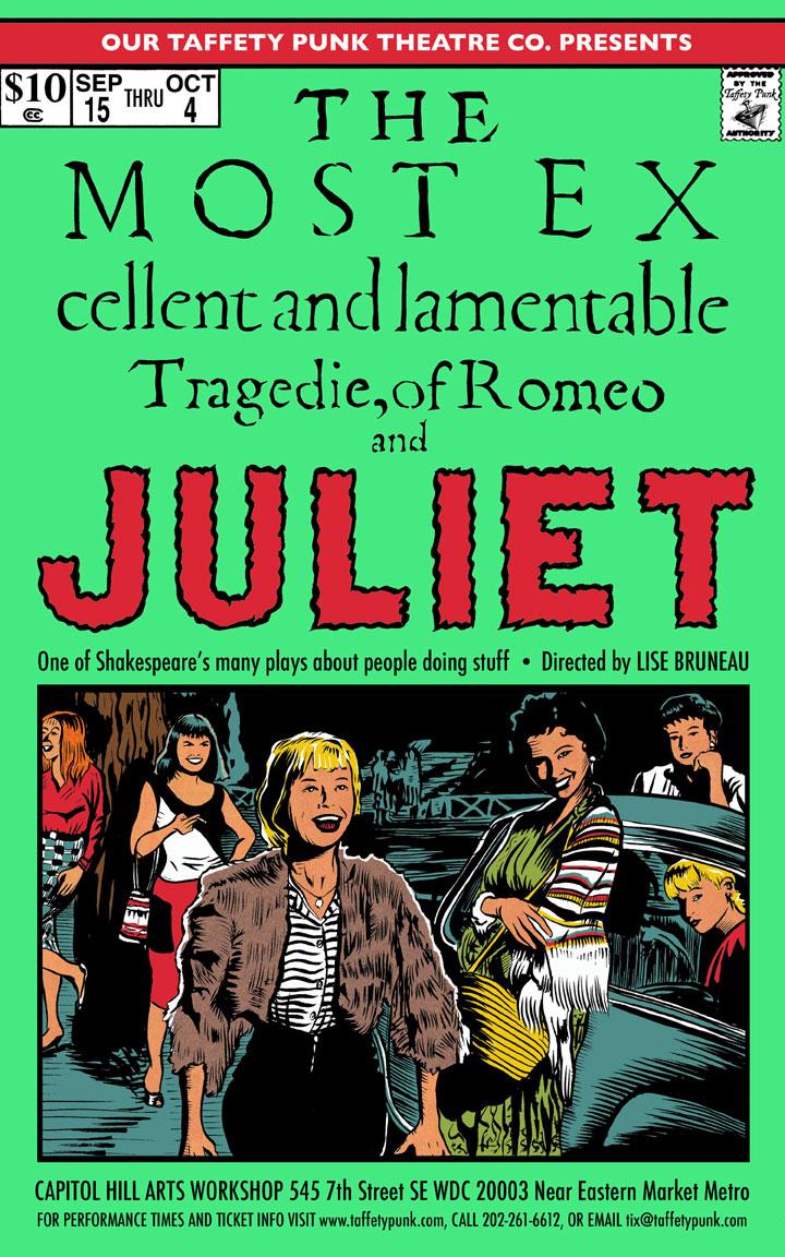 002 shakespeare romeo & juliet Shakespeare Essay