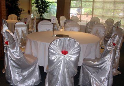 Bride Ca Wedding Reception Decor Chair Covers 101 Dining Chair Covers Chair Covers Wedding Reception Decorations