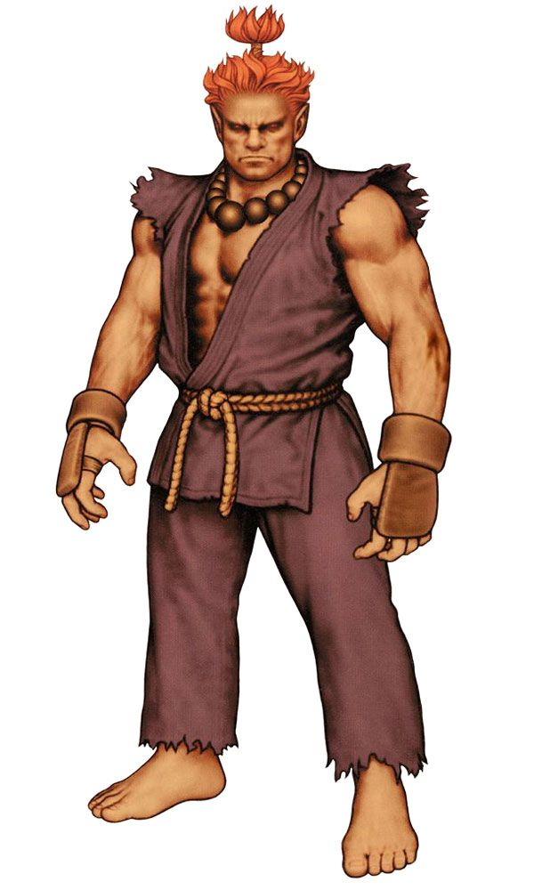 Akuma Street Fighter Pictures Characters Art Capcom Vs Snk