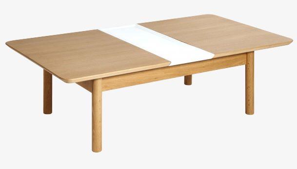 Elia Table Basse Avec Rallonge Habitat Table Basse Habitat Iziva Com Table Basse Habitat Table Basse Habitat Table