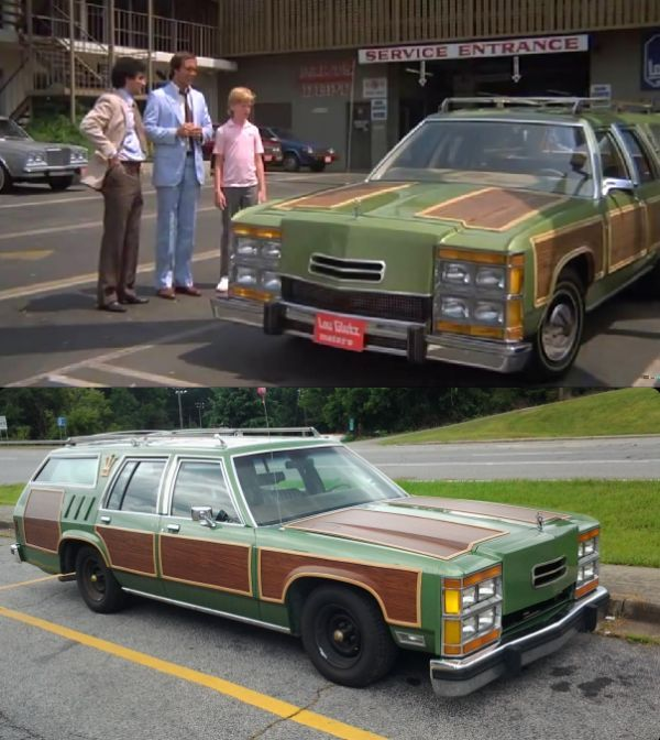 Family Builds Real Life Version Of The Station Wagon From National