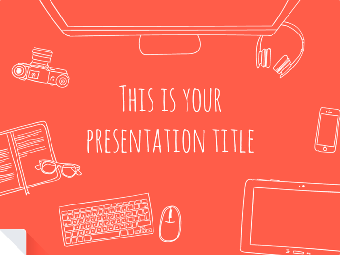 get awesome looking and free google slides templates from