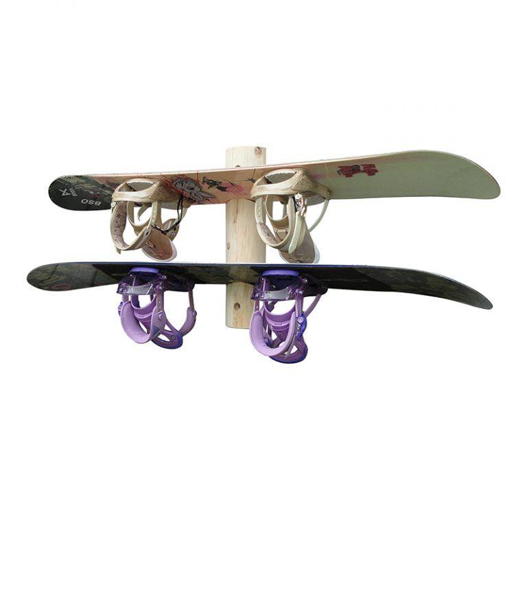2place snowboard wall rack snowboard racks