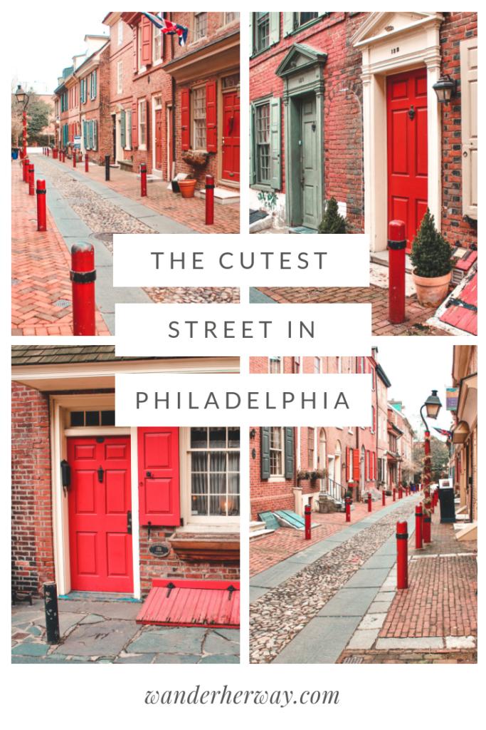 Elfreth's Alley: The Prettiest Street in Philadelphia - Wander Her Way