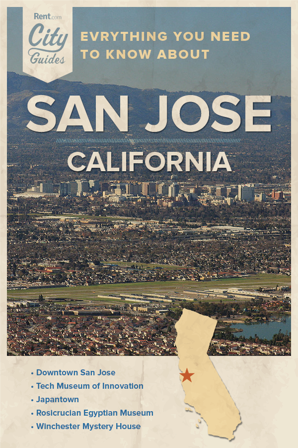 View apartments for rent in San Jose