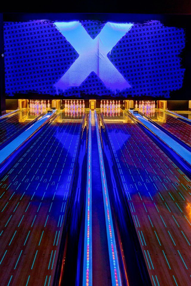 Don T These Lanes Look Inviting For A Bowl San Francisco Inviting Lucky