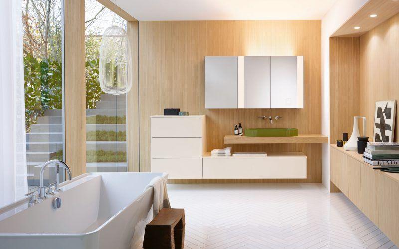 Smarte Lichttechnik Erhoht Den Komfort Im Badezimmer Von Einer