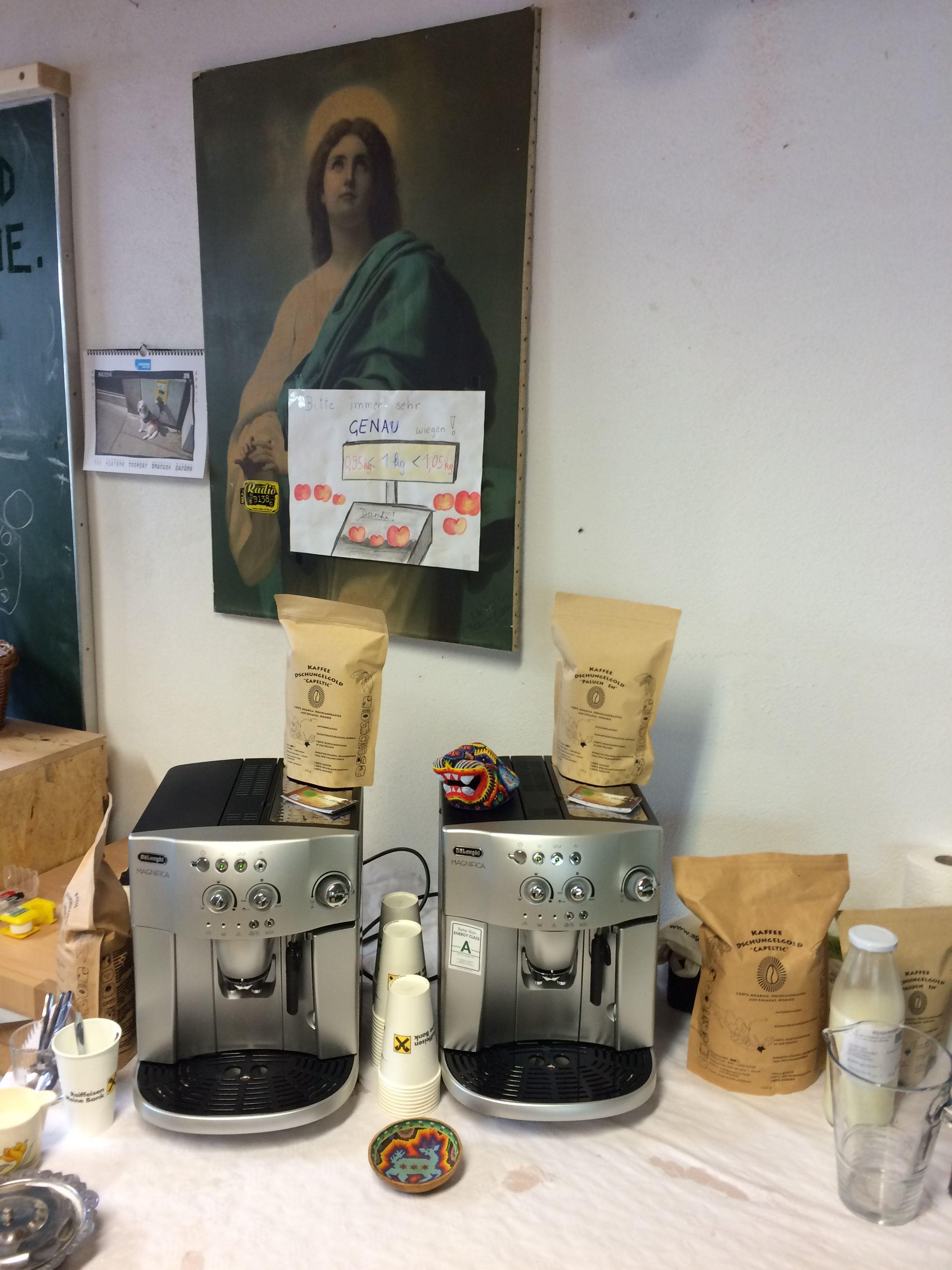 #Kaffee #Faircoffee  #fairhands #Kirchdorf