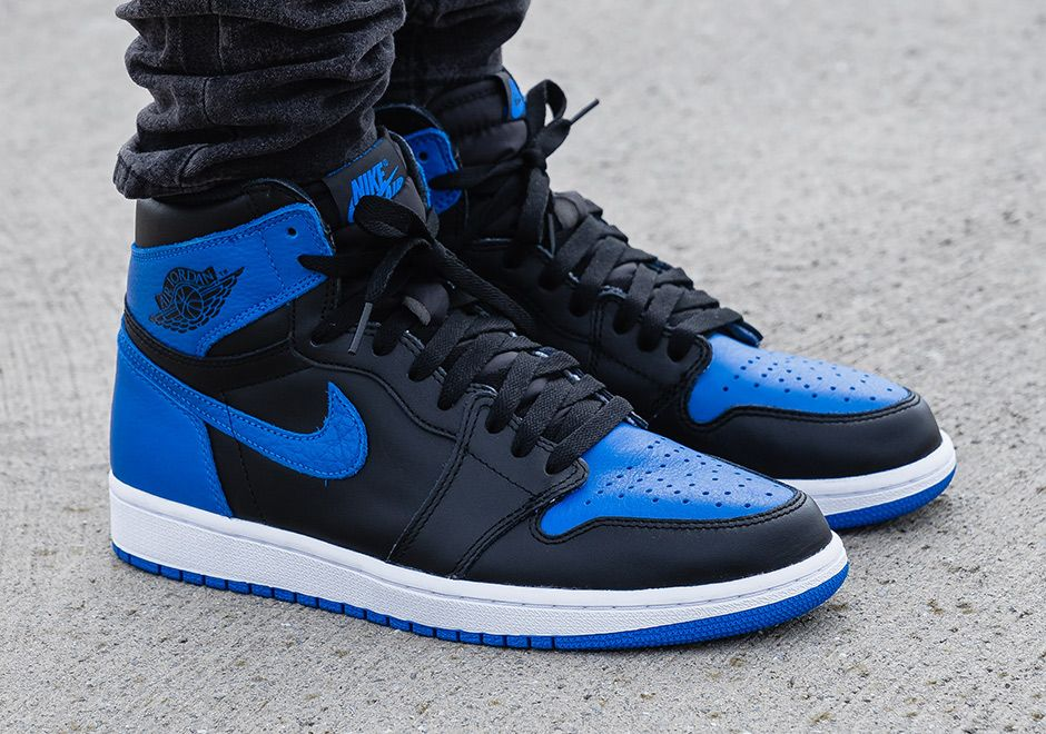 nike air jordan 1 royal