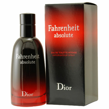 I'm learning all about Christian Dior Fahrenheit Absolute Intense Eau De Toilette Spray at @Influenster!