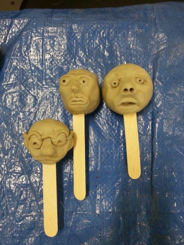Clayheads