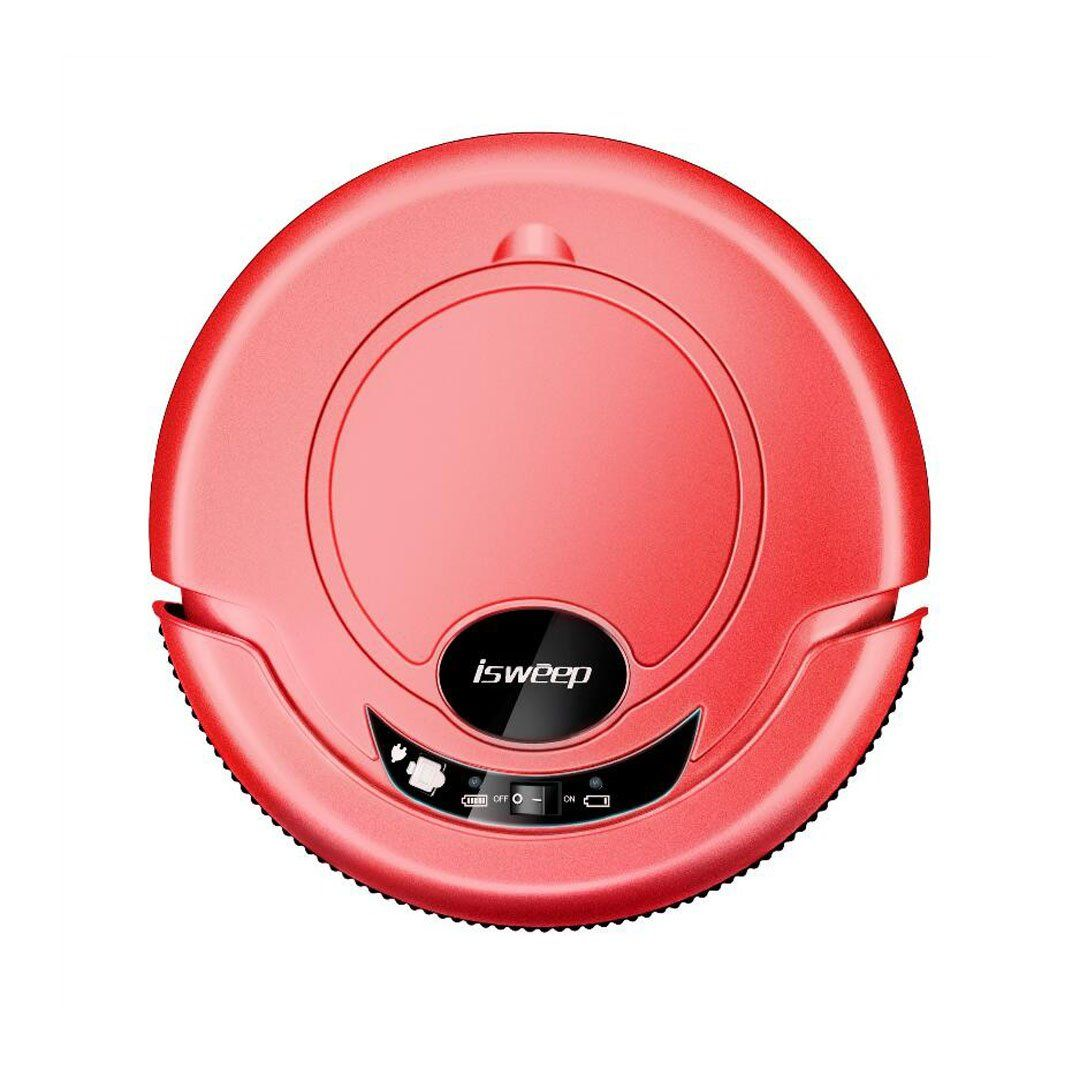 WZG Vacuum Cleaner Robot For Home 1000PA Dry And Wet
