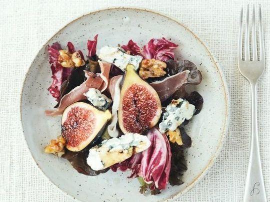10 idées de salades d'automne très appétissantes et simples à ... #saladeautomne