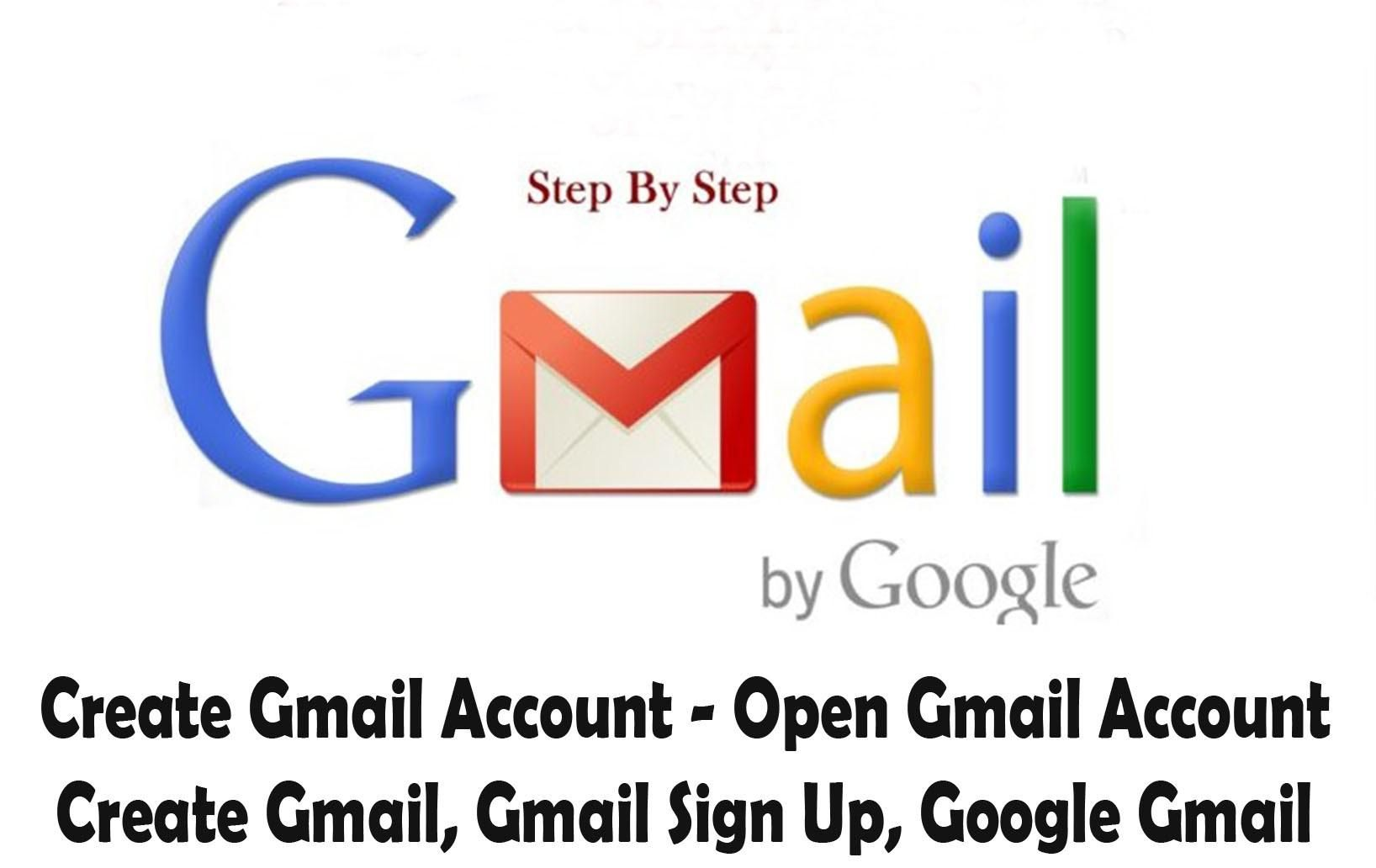 Getting a Gmail account is a simple task, you start by