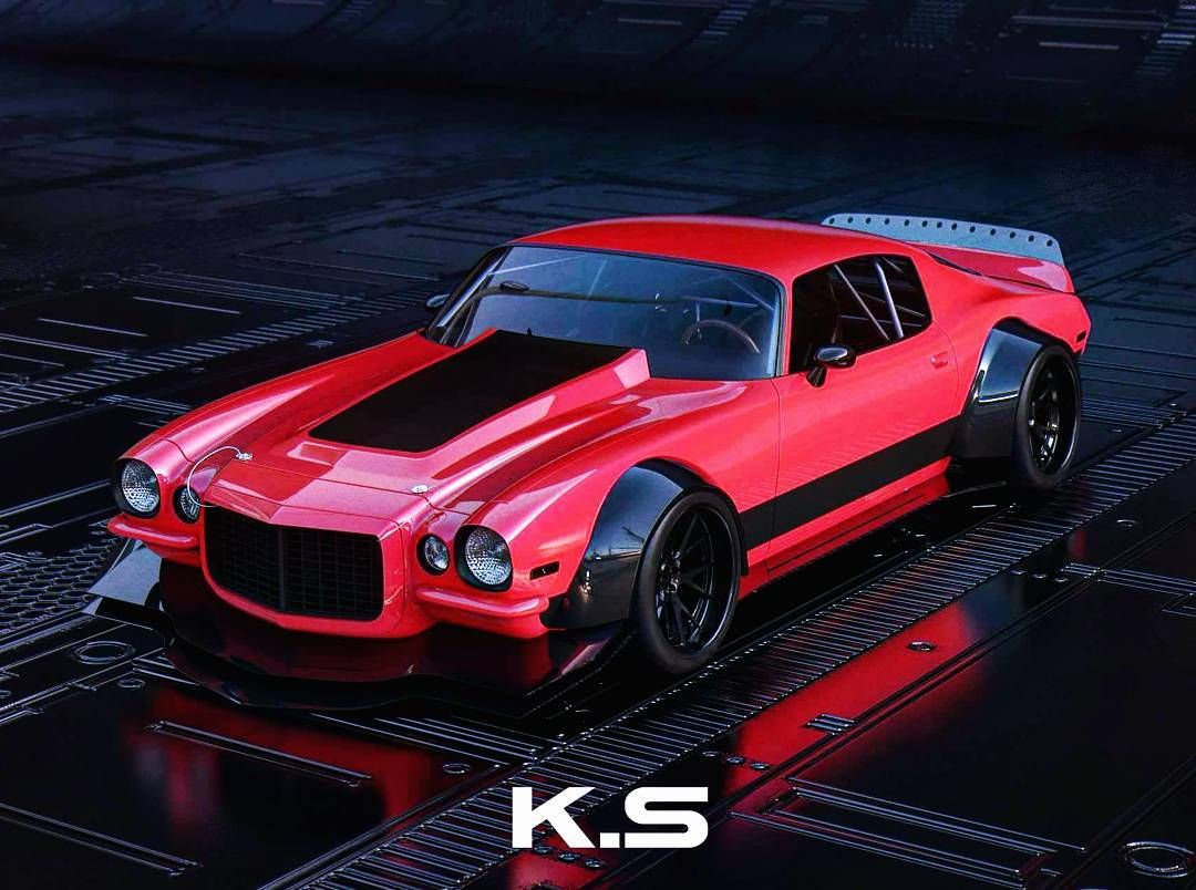 By Khyzyl Saleem The Kyza On Instagram Cool Camaros