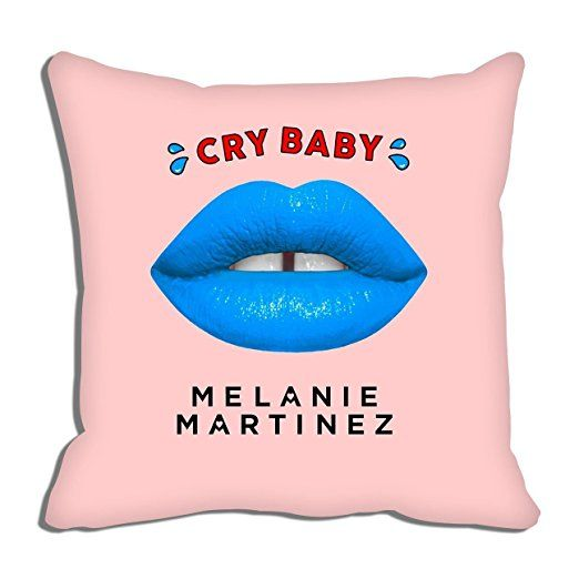 Lovepreferred melanie martinez home decor design throw pillow cover case inch cotton linen for sofa living room bed or dorm also pillows rh pinterest