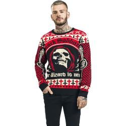 Photo of Black Sabbath Holiday Sweater WeihnachtspulloverEmp.de