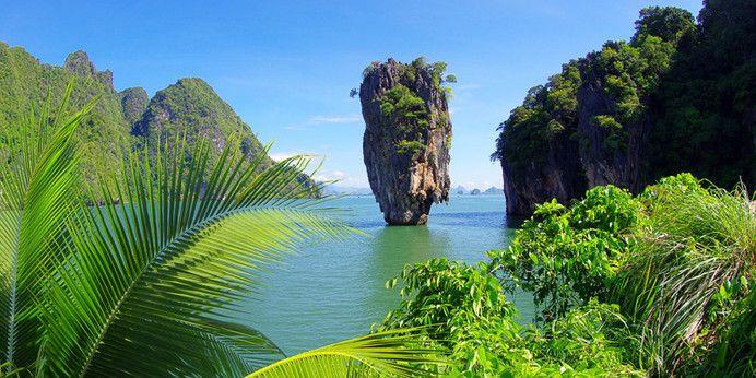 Eine der schönsten #Buchten der #Welt #Phuket