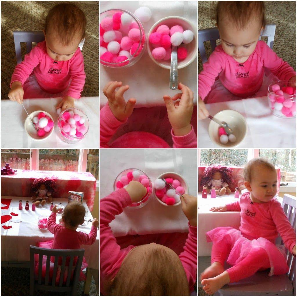 Montessori Valentine S Activities For Toddlers
