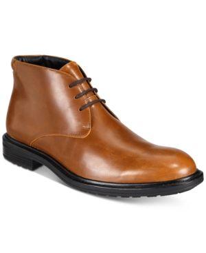 Alfani Men's Turner Chukka Boots, Created for Macy's - Tan/Beige 13 | Chukka  boot and Products