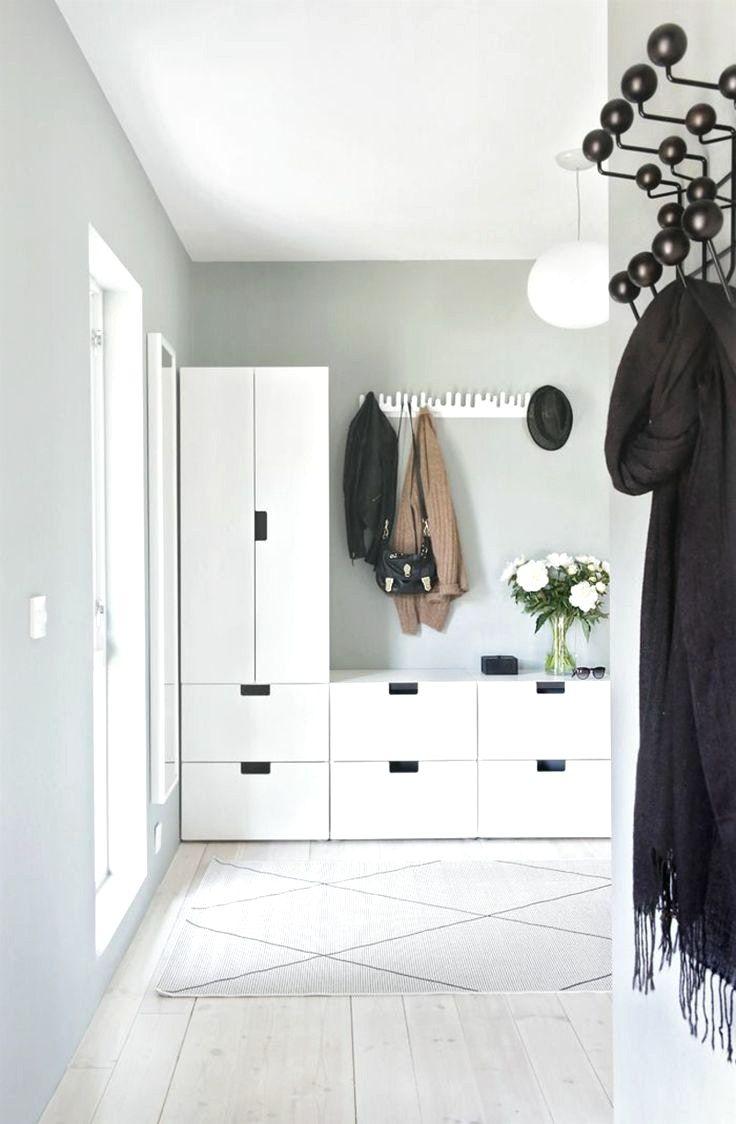 Fantastische Ideen Kleiner Flur Stauraum Und Die Besten 25 Ikea Garderoben Auf Pinterest Ikea Garderobe Ikea Wandgestaltung Flur Flur Mobel