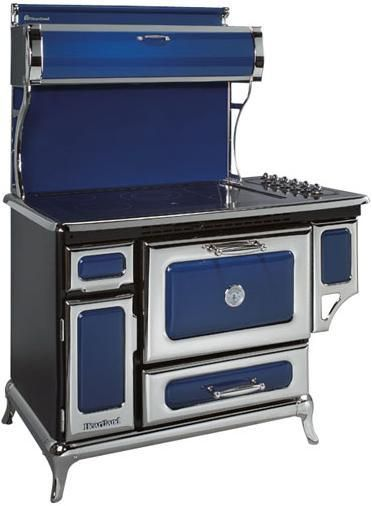 Vintage Looking Electric Stoves The Clic Range Model 6210 From Heartland