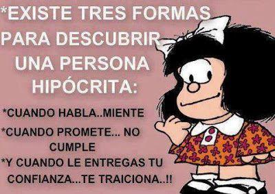 Malos Amigos Mafalda Frases Mafalda Y Chistes De Mafalda
