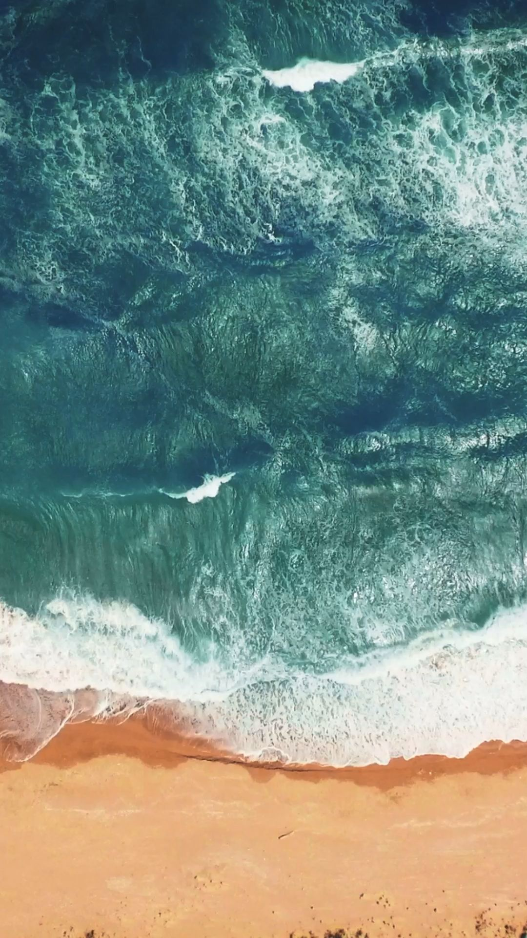 Live wallpaper for your iPhone XS from Everpix Live ocean