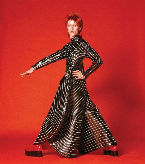 Bowie by Masayoshi Sukita.  218419769