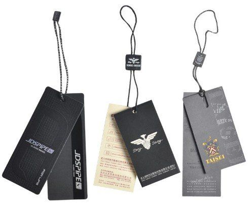 clothing tag design examples - Google Search | Graphic Design ...