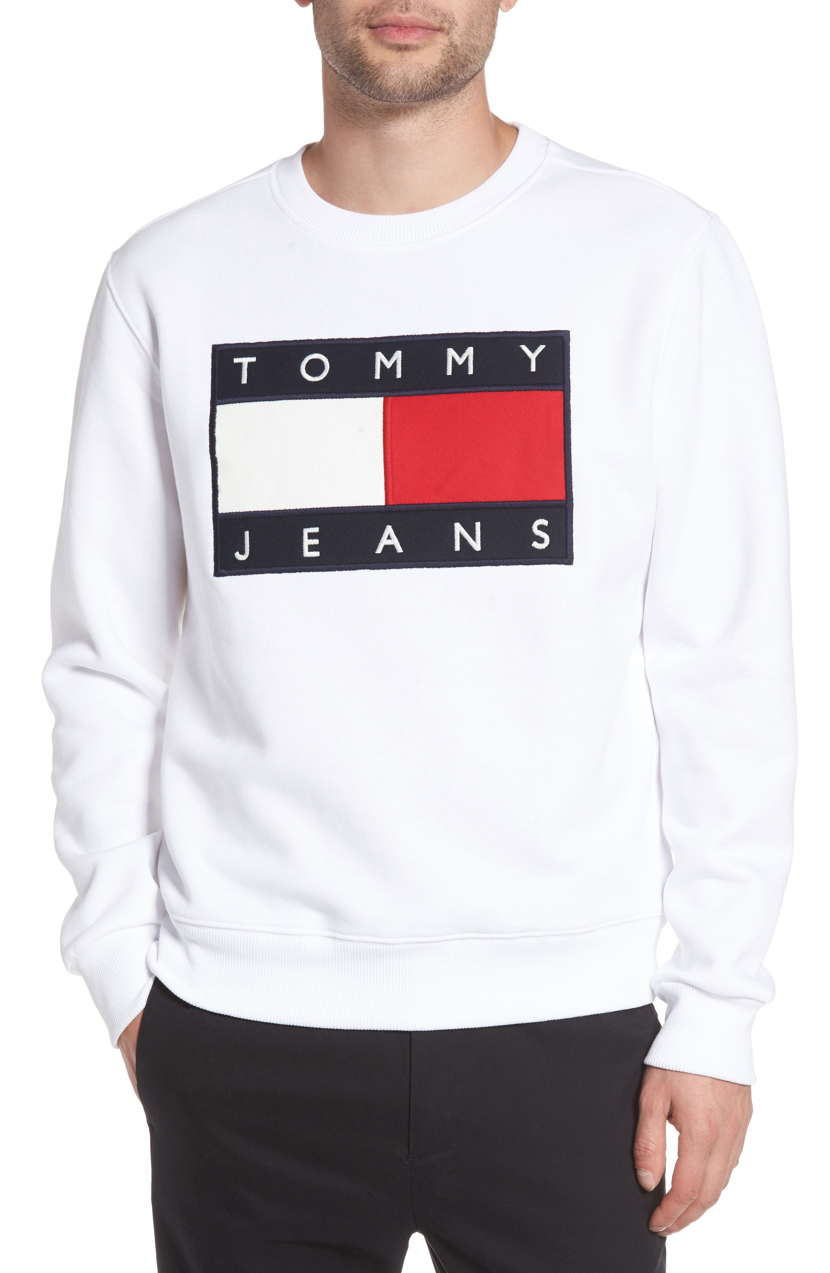 Free Shipping High Quality Mens TJM Corp Logo Hoodie Sweatshirt Tommy Jeans Fake Sale Online Manchester Great Sale Buy Cheap Best Sale Discount Authentic Online jGQTrwxf