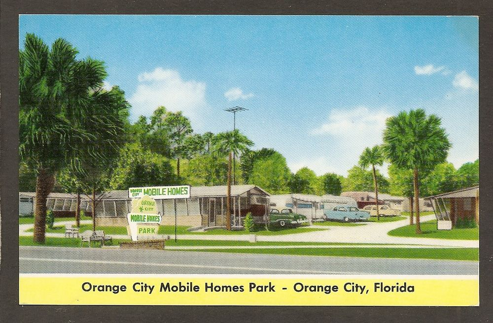 ORANGE CITY MOBILE HOMES PARK