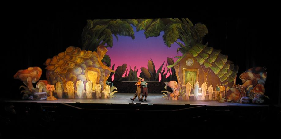 Production Photo From A Year With Frog And Toad 2012 Frog