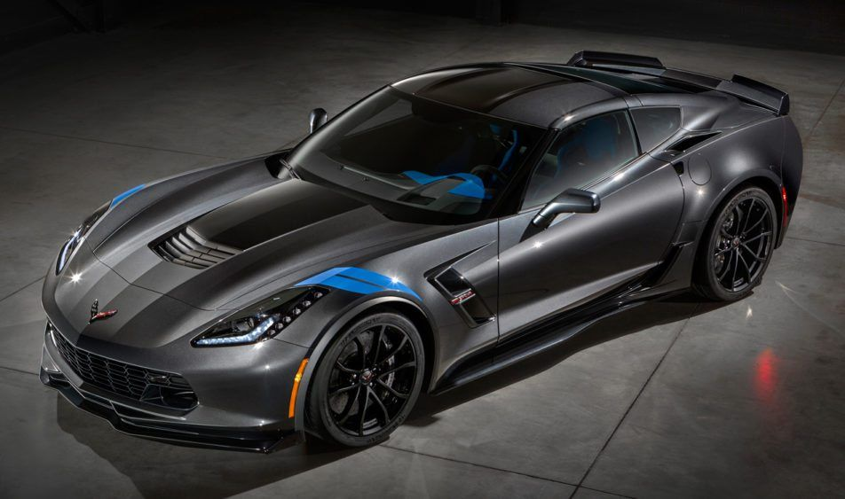 2017 Chevrolet Corvette Grand Sport Pricing Released